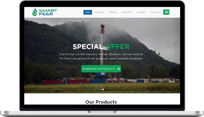 SmartPeer Oil and Gas Software Solutions